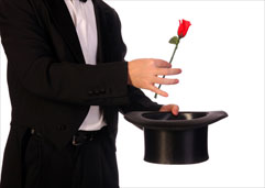 Sydney Magician Hire for events Australia Wide